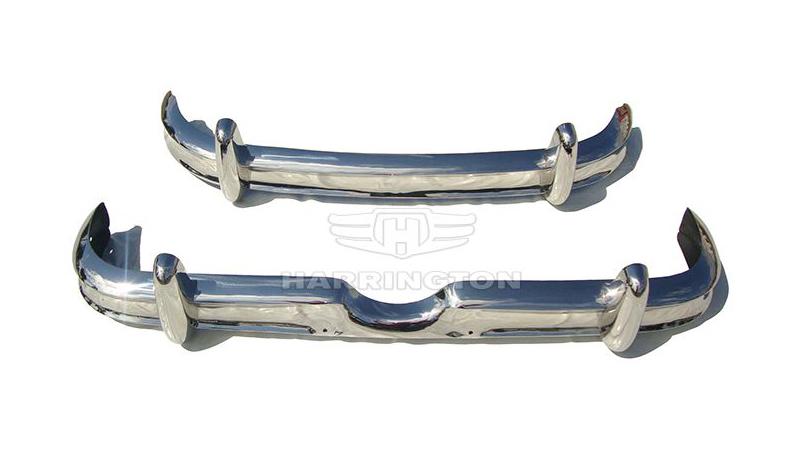 Jaguar MK2 Deep Bumpers