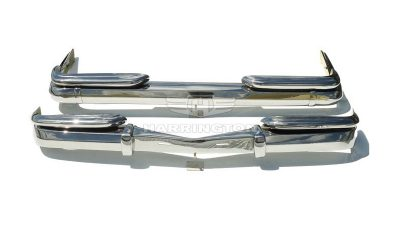 Mercedes W100 600 Bumpers