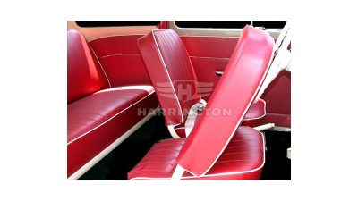 VW Beetle Saloon Sedan Interiors