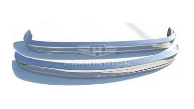 VW Bus 1972 and onward Bay Window Bumpers
