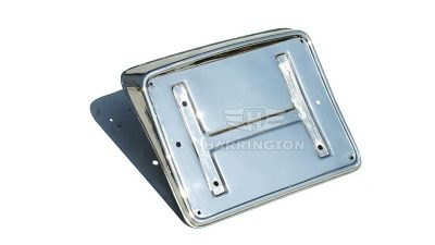 Alfa Romeo 2600 Touring Spider Number Plate Holder
