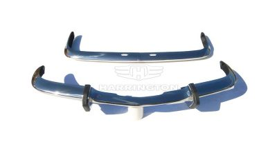 BMW 2000 CS Bumpers