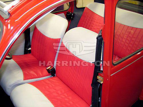 Citroen 2cv Seat Covers