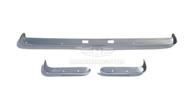Ford Capri MK1 Facelift Bumpers Full Set