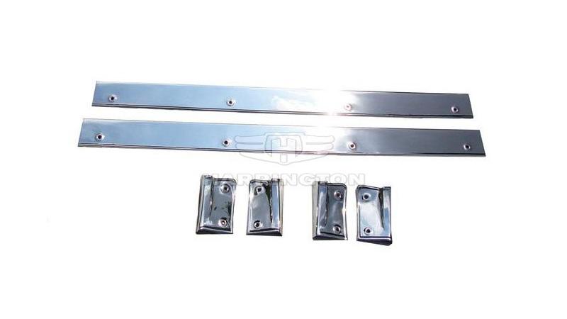 OSI 20m TS 2.0 & 2.3 stainless steel sill kick plates
