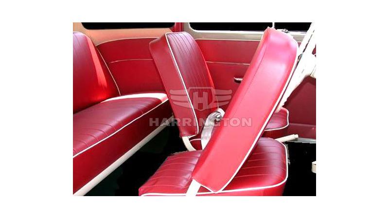 VW Beetle Saloon Sedan Interiors