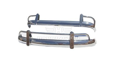 VW Bus Split Screen 1958-1968 US Export style Bumpers