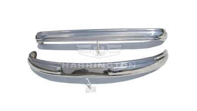 VW Bus Split Screen Ribbed Bumpers (1950-1957)